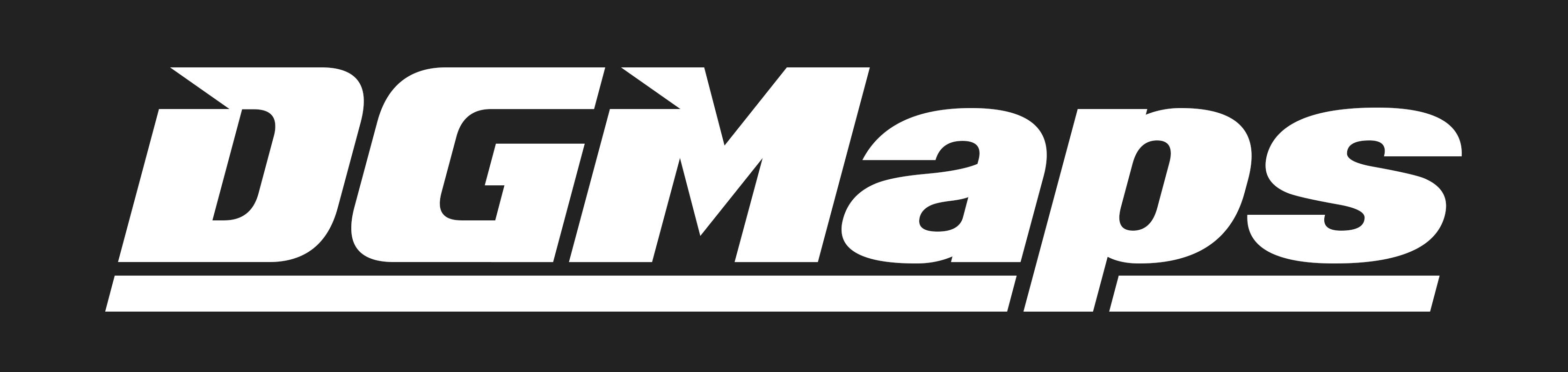 DGMaps logo