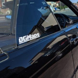 DGMaps sticker